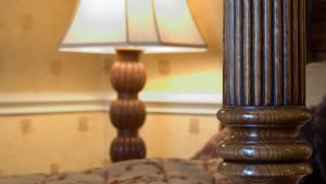 Room detail.