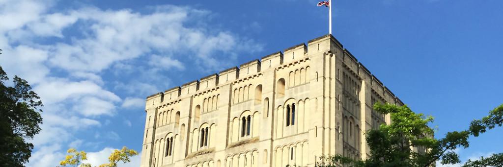 Norwich castle.
