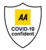 Signed up to the AA COVID Confident Charter.